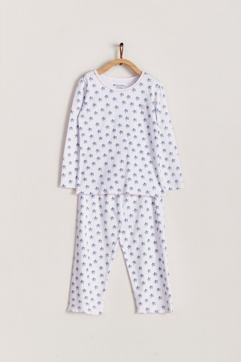 Pijama Carla  Rain Stars Pima