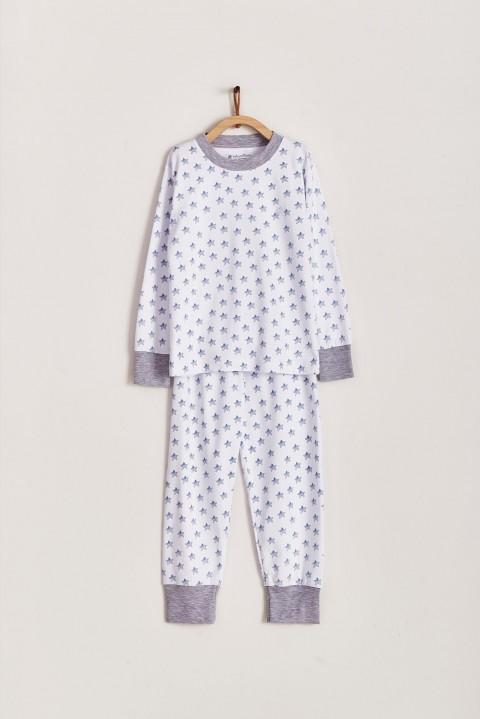 Pijama Nick Rain Stars Pima