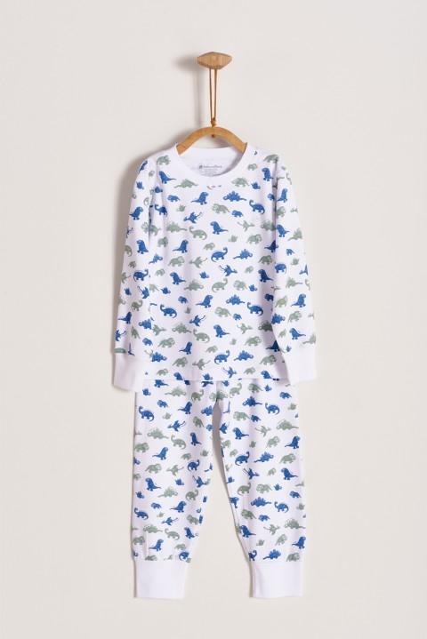 Pijama largo Dino