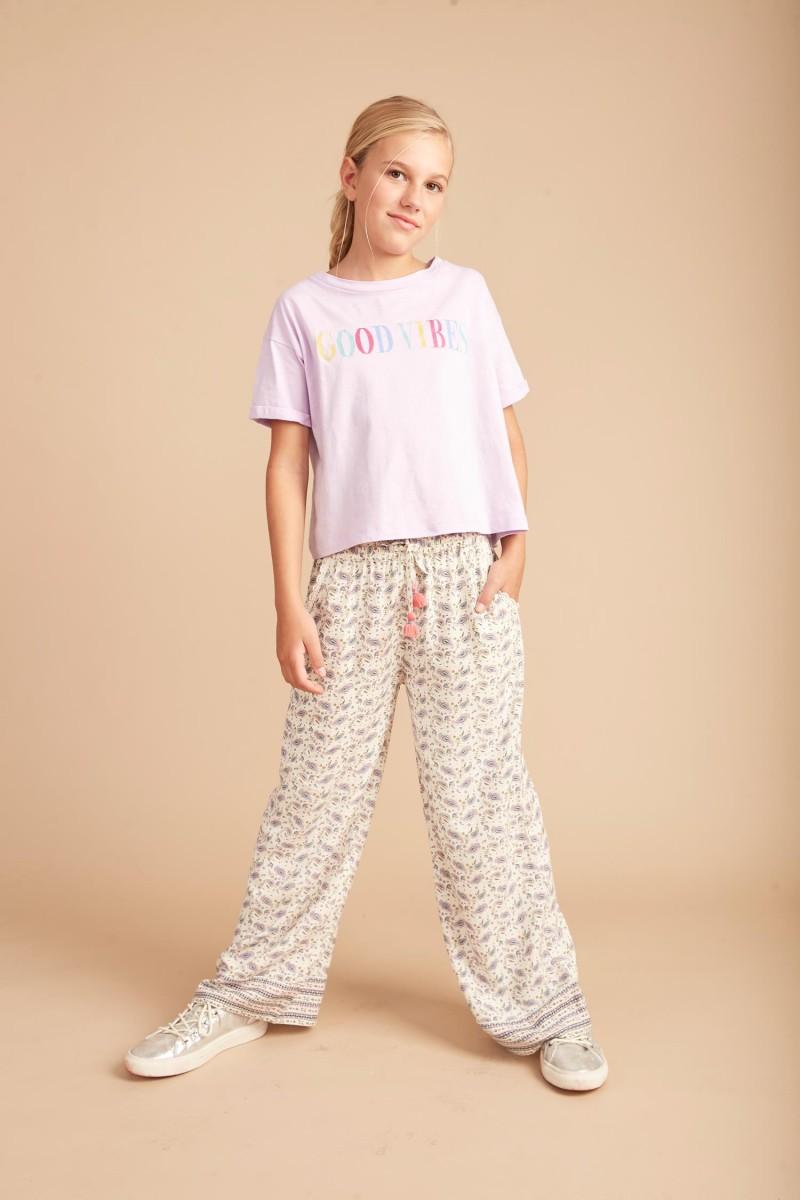 Pantalon Paisley Girls M