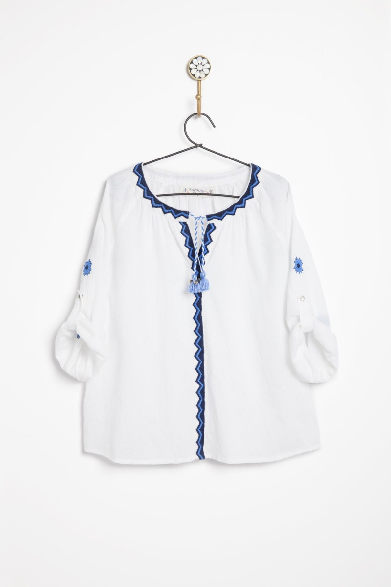 Camisa Polinesia