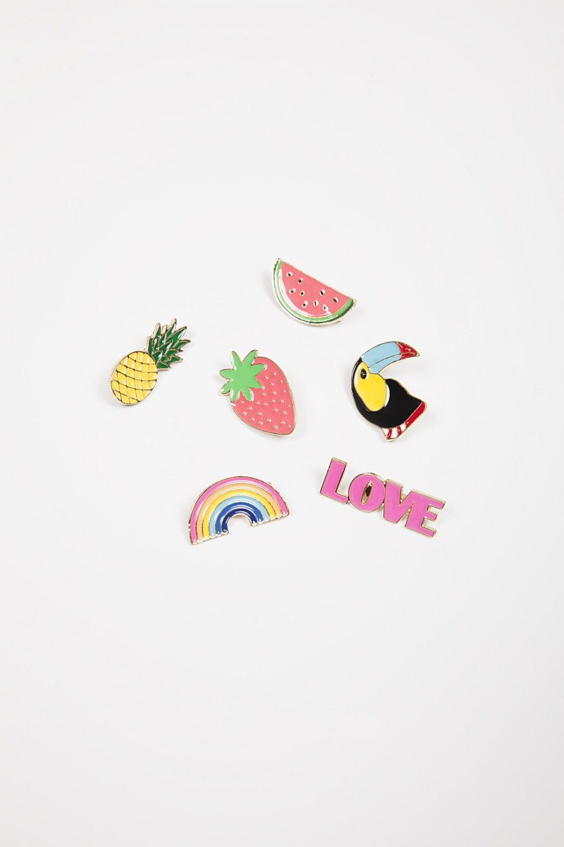 Pin Tropical Set