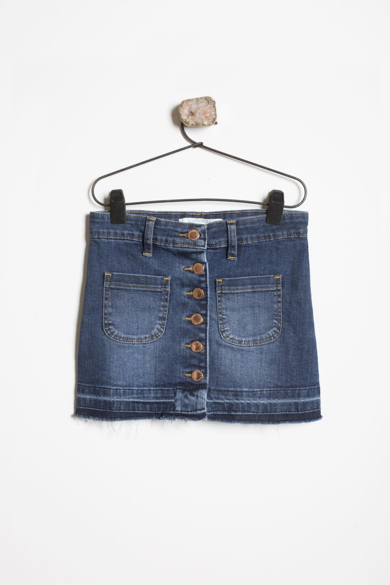 Falda Texas Denim