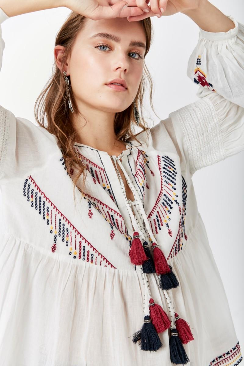 Camisa Kewele
