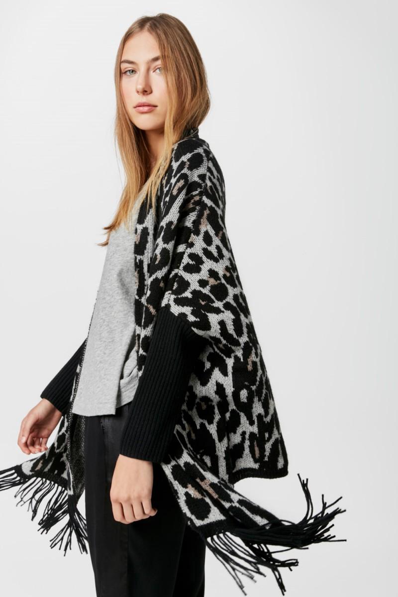 Sweater Maxo Print