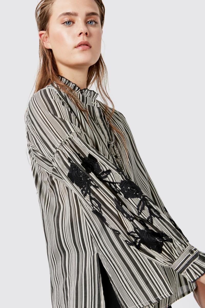 Camisa Komo Stripes
