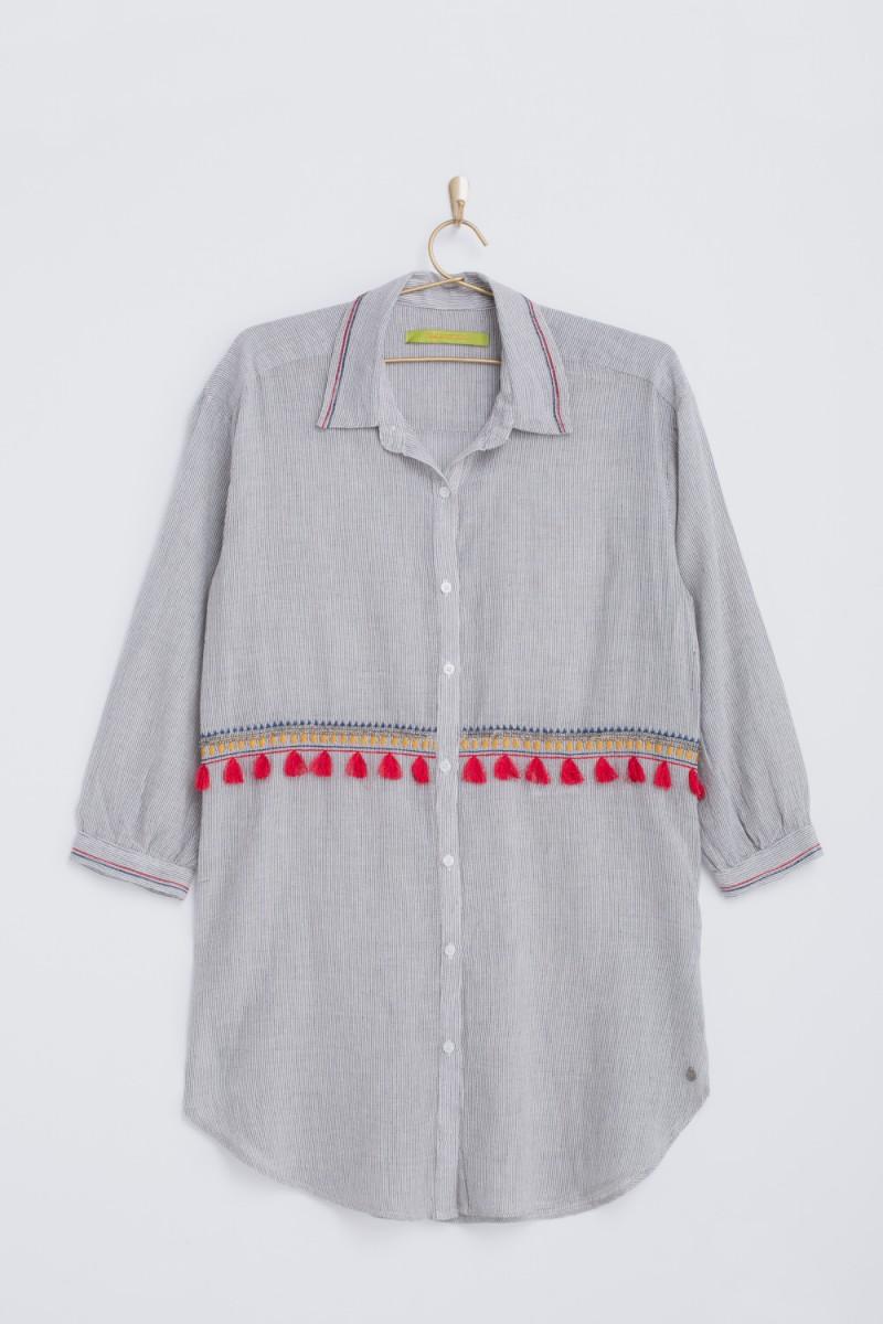 Camisa Ovambo Ar
