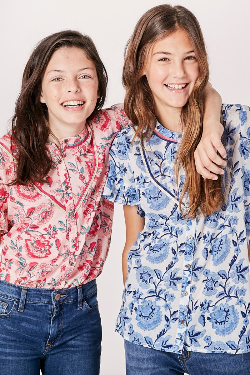Camisa Yucatan Girls