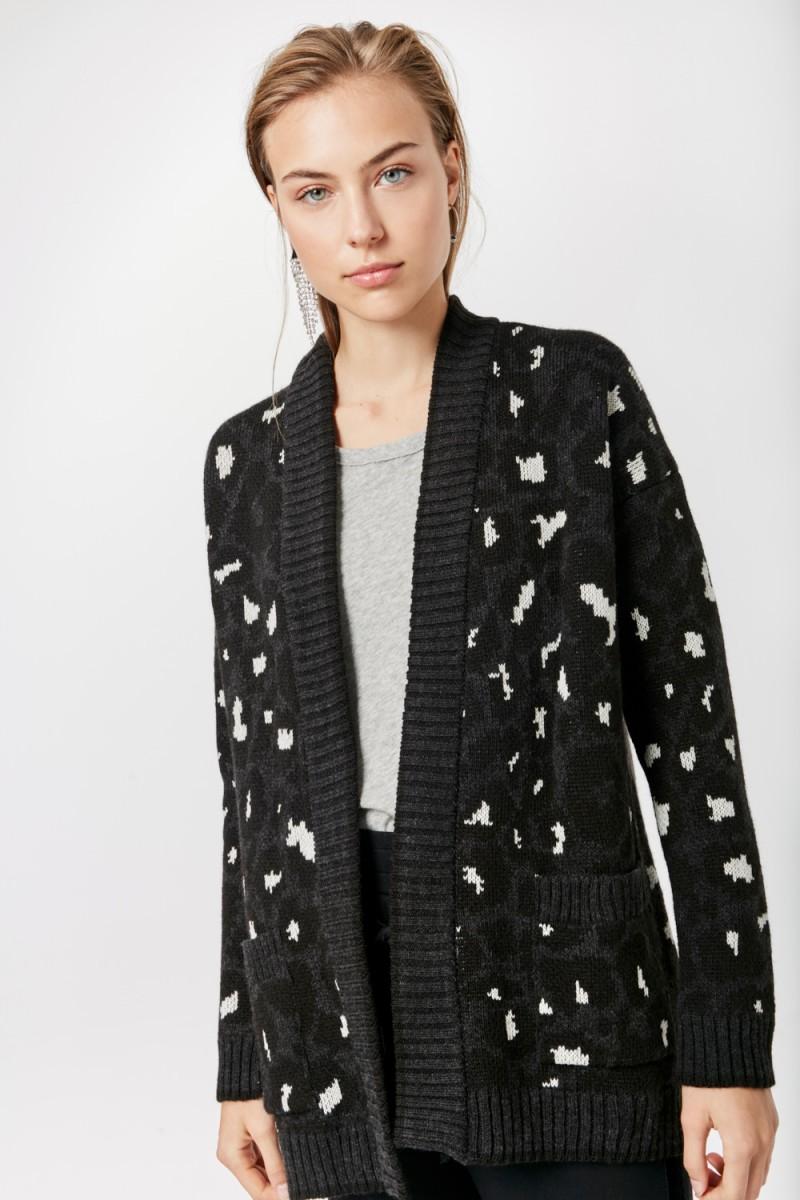 Sweater Kadat Grey Ar