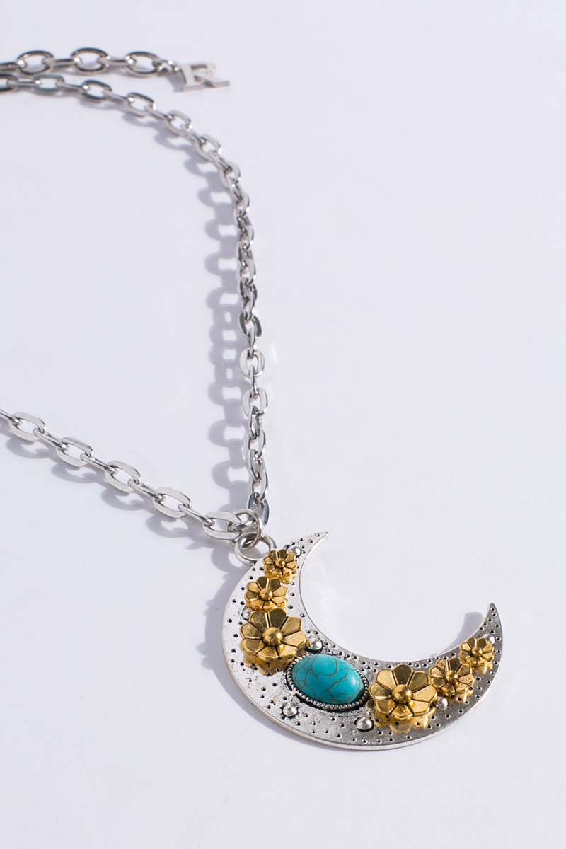 Collar Lunar Moon