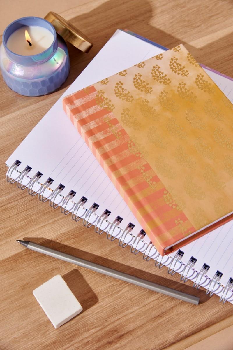Cuaderno Ceibo Paisley