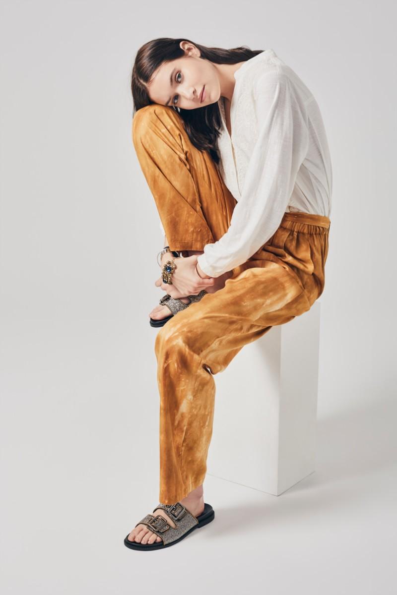Pantalon Emiko Batik