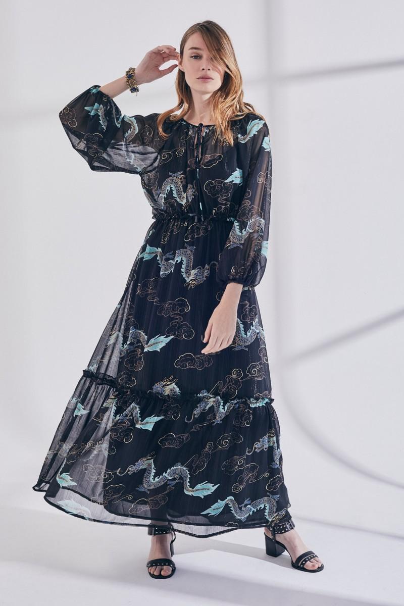 Vestido Charlotte Mushii