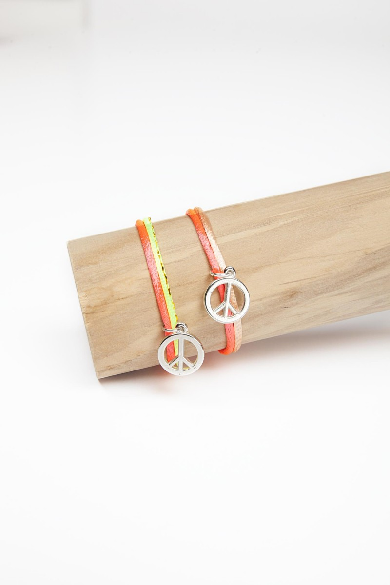 Pulsera Bbf Peace Set