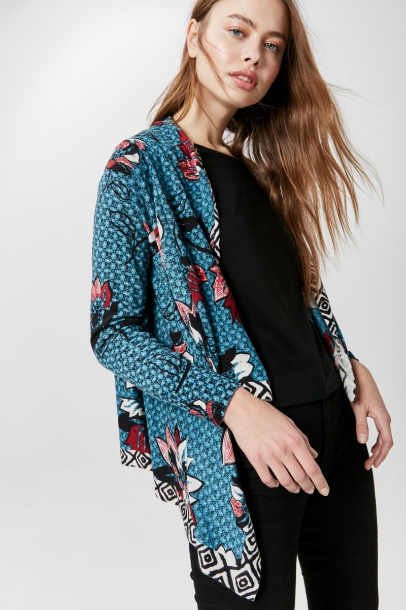 Sweater Kukulkan Flor