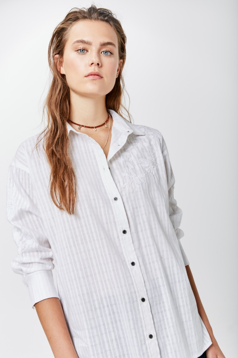 Camisa Kapeli Plain