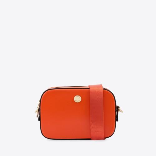Mini Bag Carol naranja/terracota