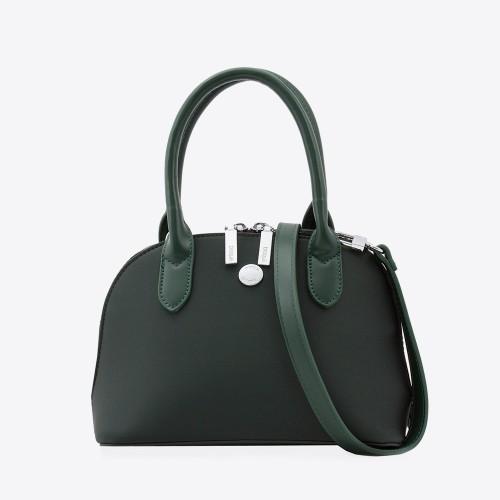 Mini Bag Lombardia microfibra verde