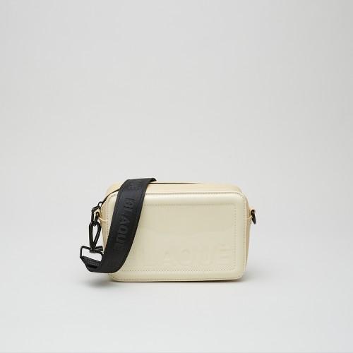 Mini bag Stephen charol tiza/charol natural