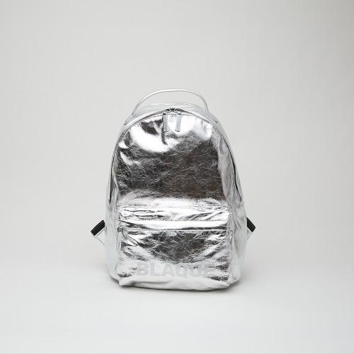 Mochila Stewart metalizado plata