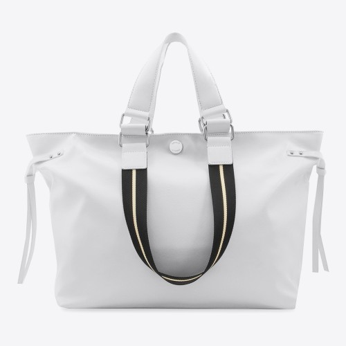 Cartera Meg blanco