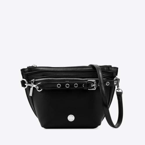 Mini Bag Ruth negro