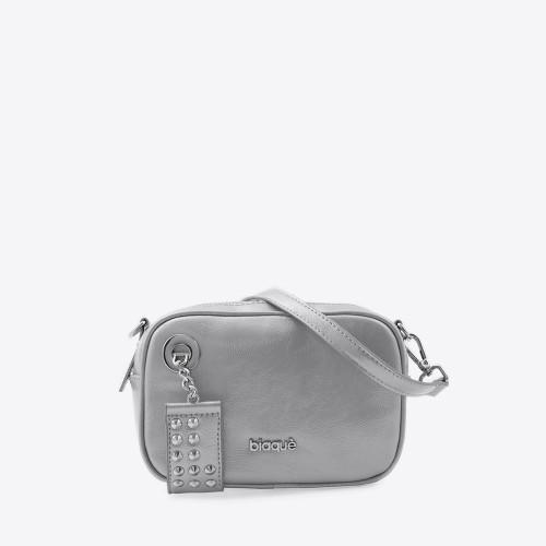 Mini Bag Pauline charol plata