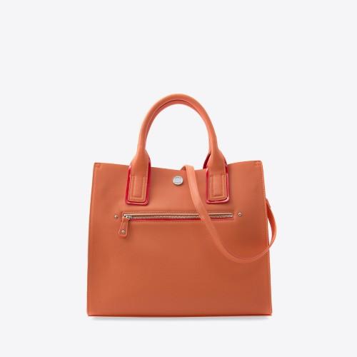 Mini Bag Selena naranja/rojo/rosa