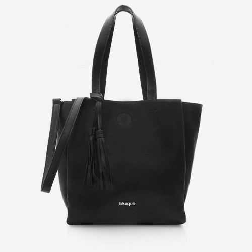 Shopping bag Casey negro