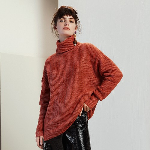 Sweater Audrey terracota