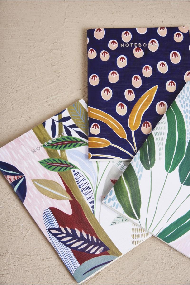 Cuaderno Álamo Garden