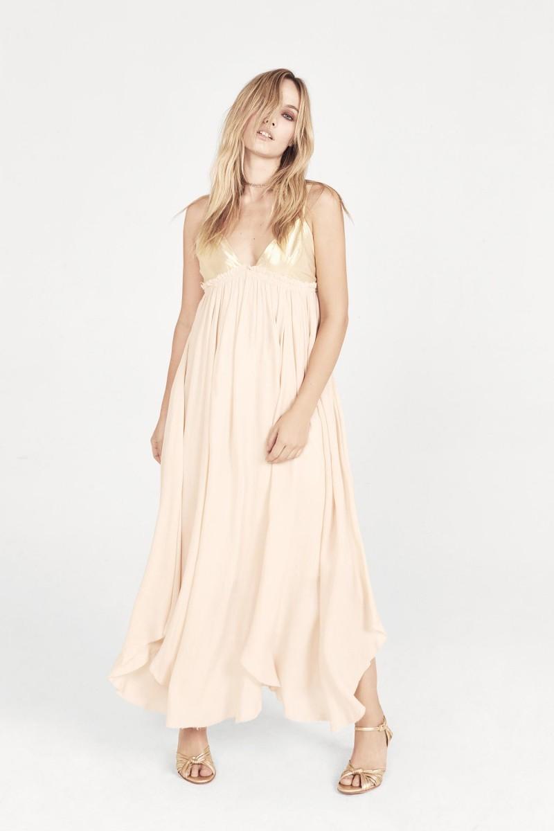 Vestido Matish Plain