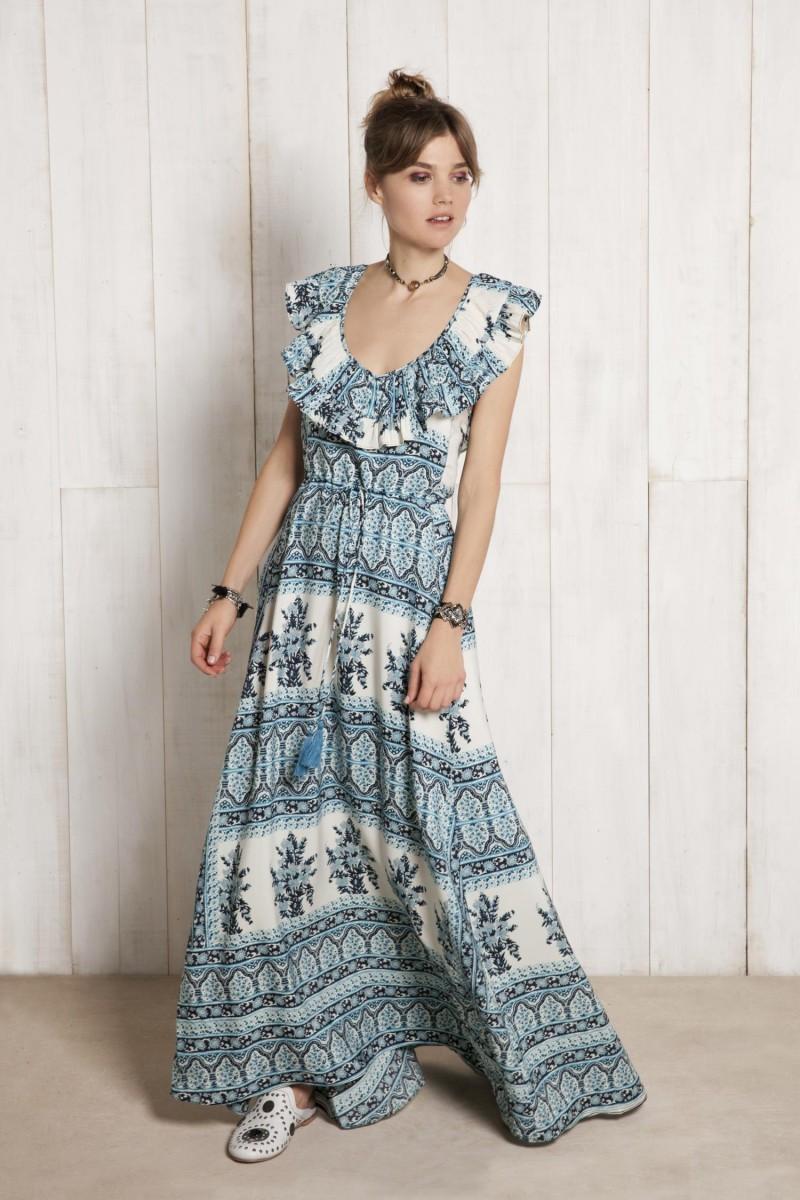 Vestido Livonia Print