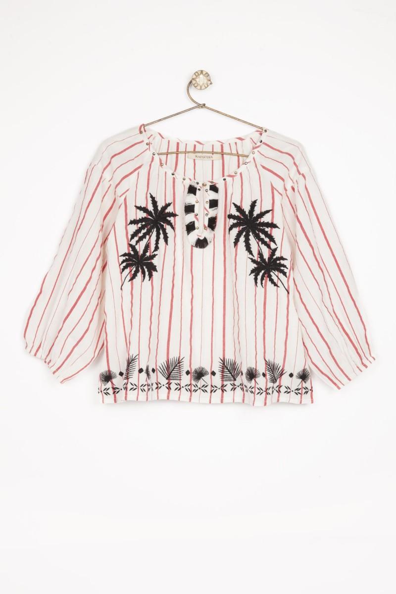 Camisa Tulun Stripes