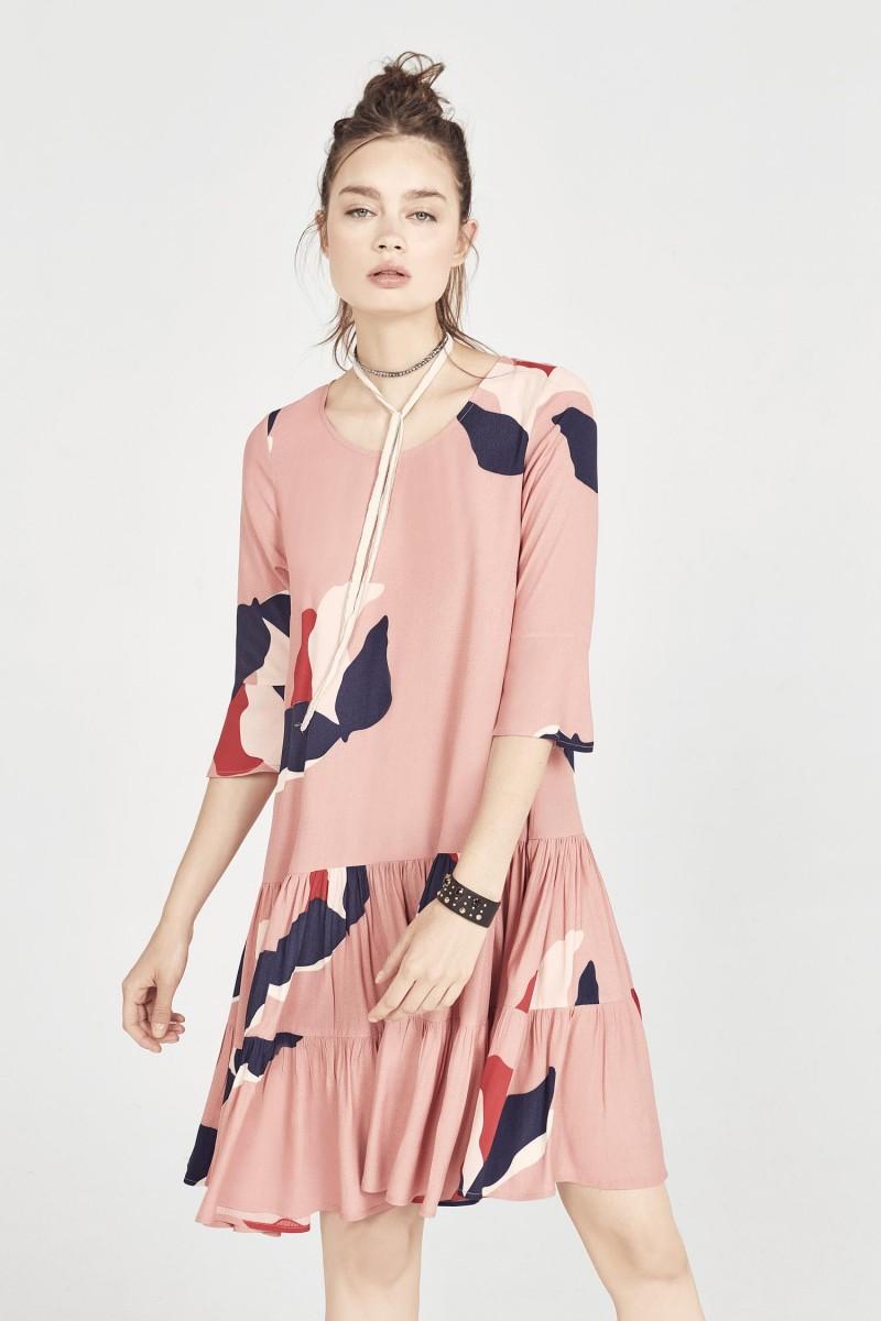 Vestido Fiore Lite