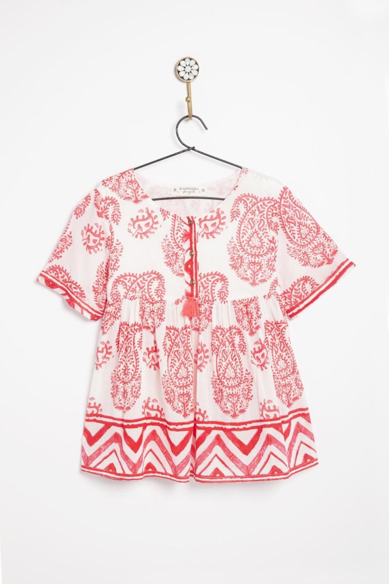 Camisa Milky Aly