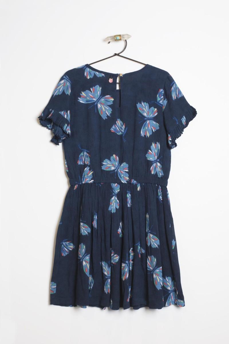Vestido Coral Blue