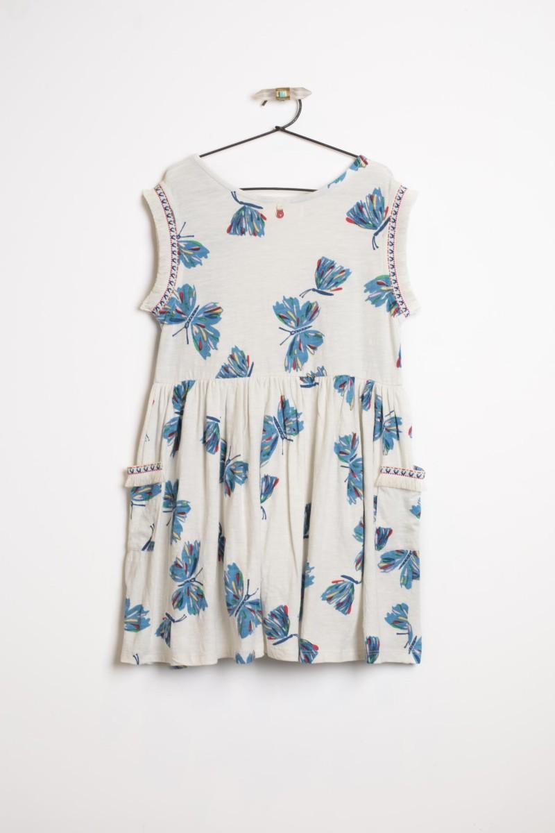 Vestido Coral White