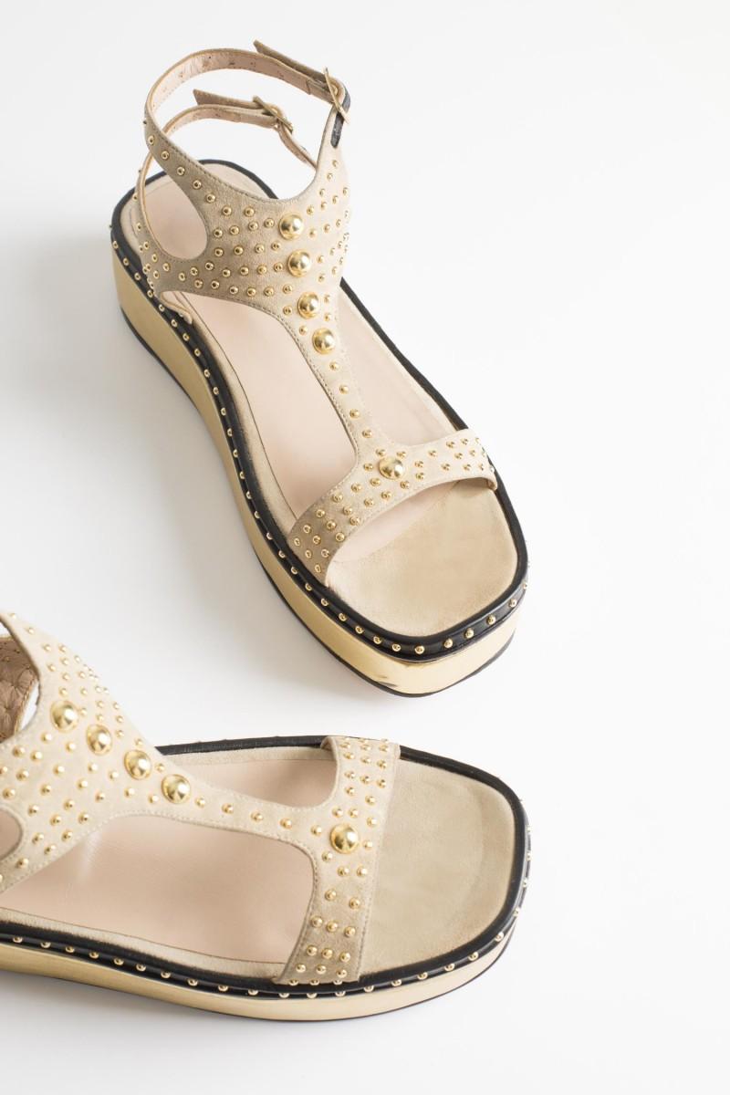 Sandalia Oriental Ankle