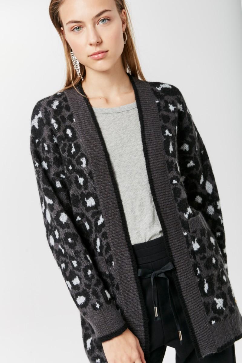 Sweater Kadat Grey