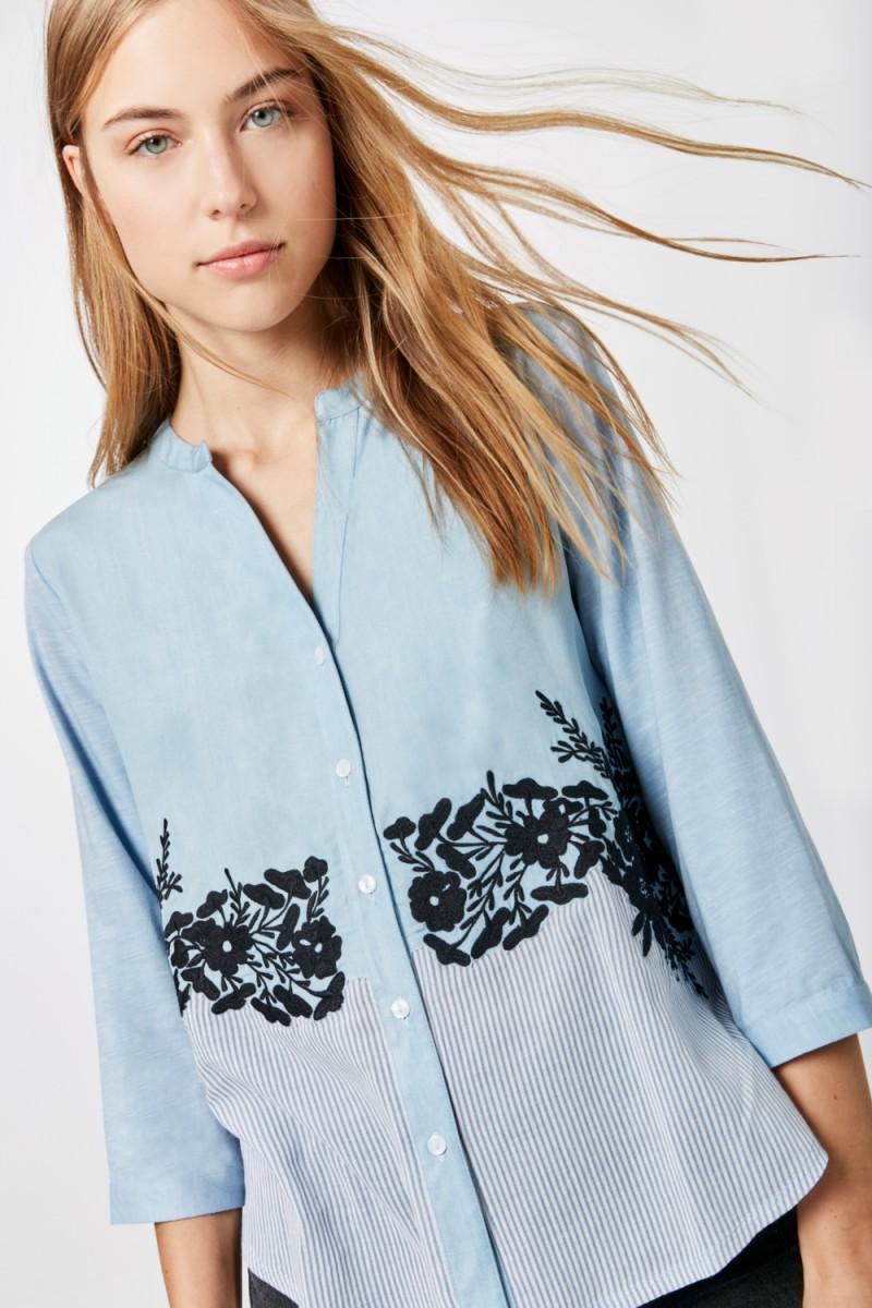 Camisa Obamba Knit