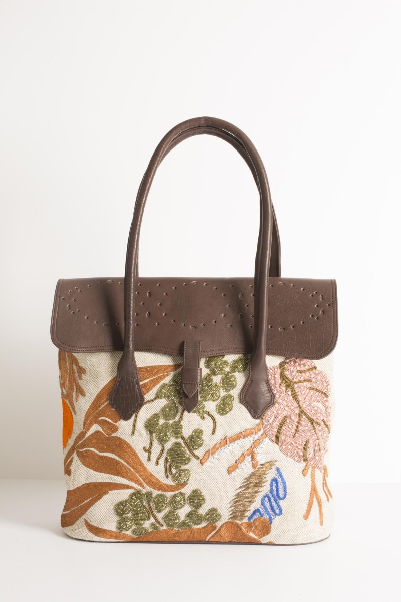 Cartera Tropical
