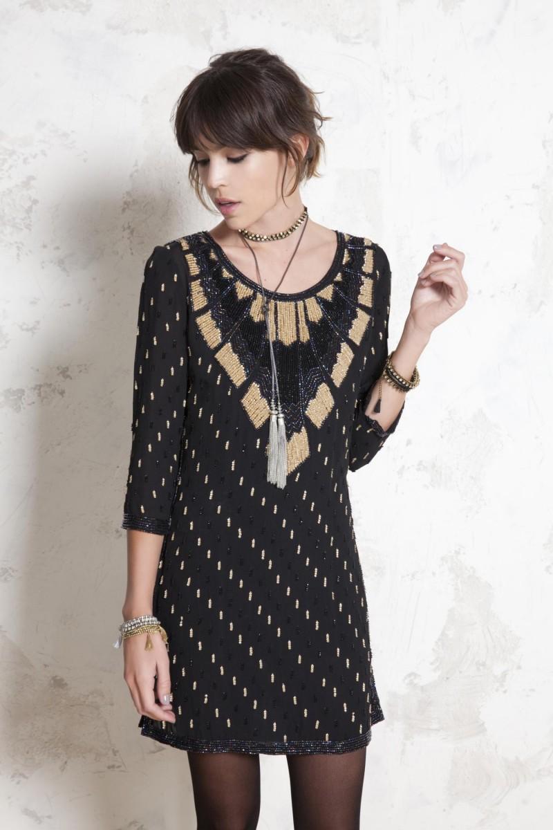 Vestido Leyna