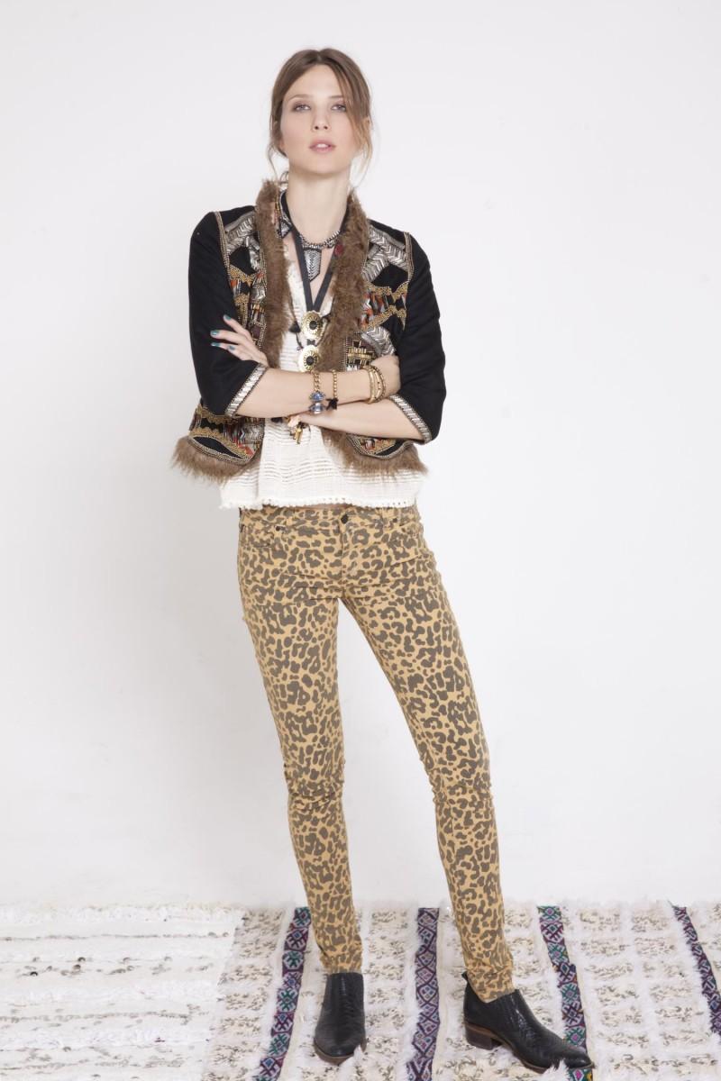 Jean Queen Kylie Leopard P