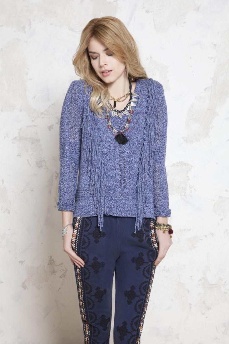 Sweater Fringes Moline