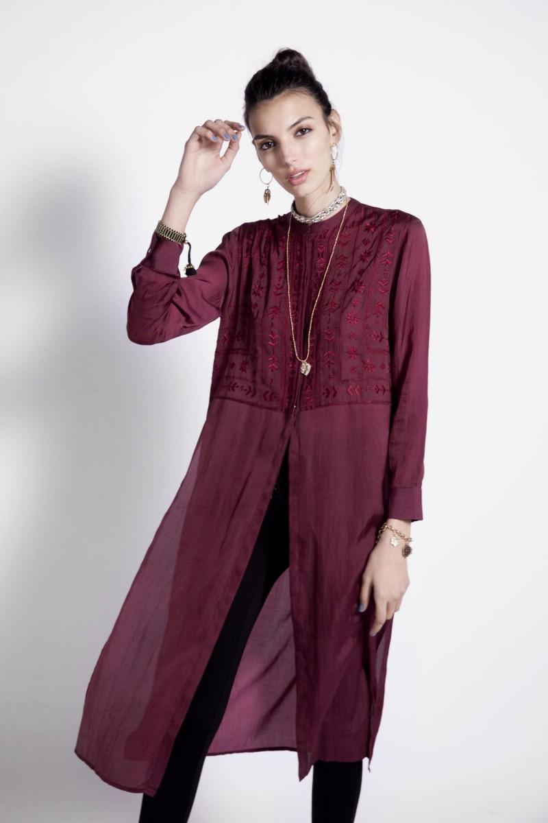 Camisa Tanzania Long