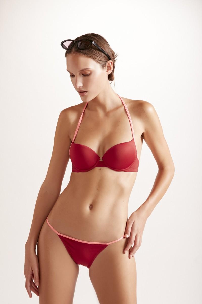 Corpiño Bikini Push Up Elle