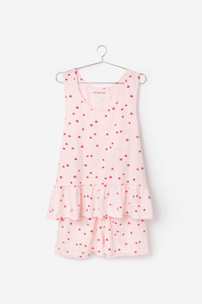 Pijama Hearts