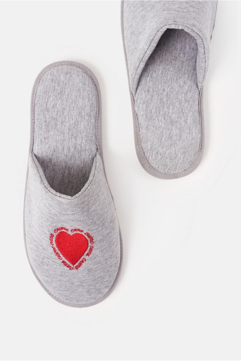 Pantuflas Heart