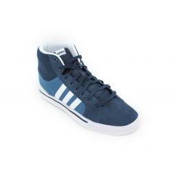 Botita Adidas NEO Park ST Mid Mujer Azul - Zapatillas - Mujeres - E-Shop 89cb4c522528d
